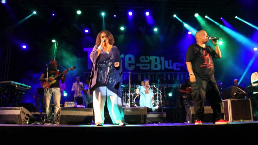 Croisière festival de Marie-Galante Terre de Blues