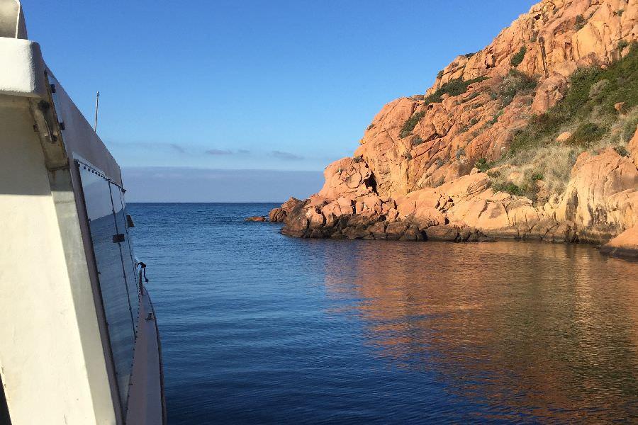 Croisière Corse : circuit Sud